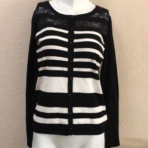 Carolyn Taylor sweater size Petite S